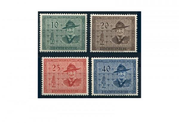 Liechtenstein Mi.Nr. 315/18 gest.