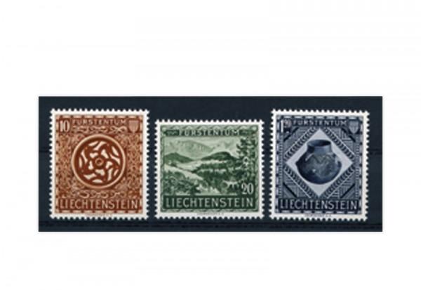 Liechtenstein Mi.Nr. 319/21 gest.
