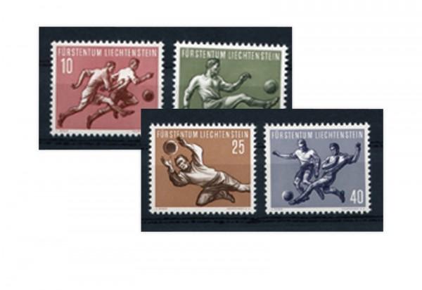 Liechtenstein Mi.Nr. 322/25 gest.