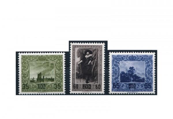Liechtenstein Mi.Nr. 326/28 gest.
