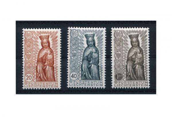 Liechtenstein Mi.Nr. 329/31 gest.