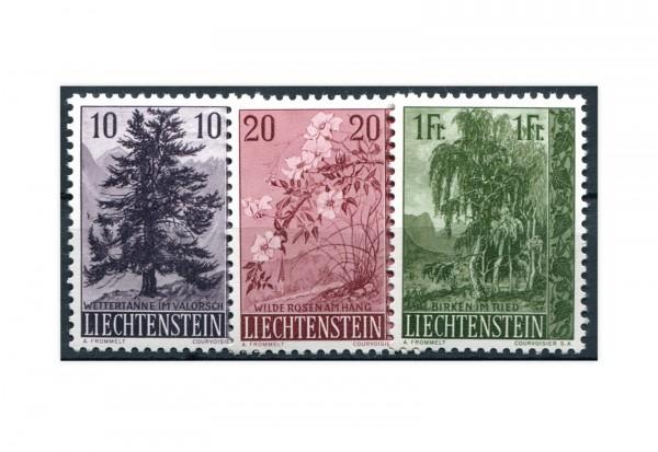 Liechtenstein Mi.Nr. 357/59 gest.