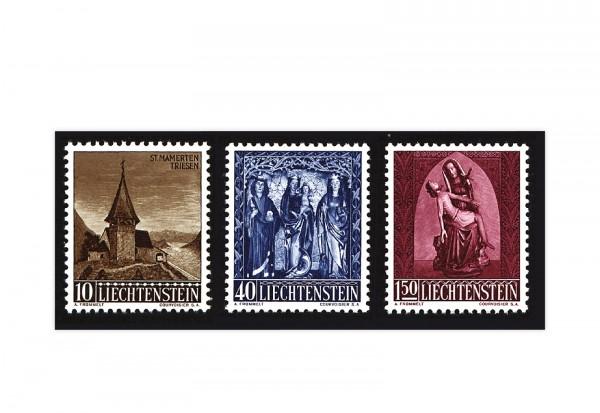 Liechtenstein Mi.Nr. 362/64 gest.
