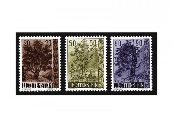 Liechtenstein Mi.Nr. 371/73 gest.