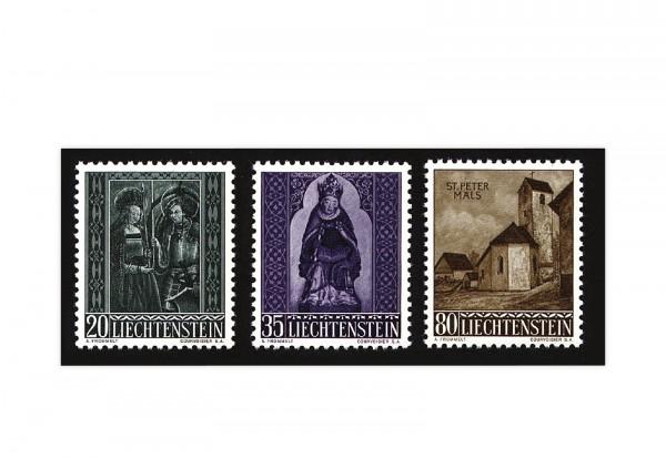 Liechtenstein Mi.Nr. 374/76 gest.