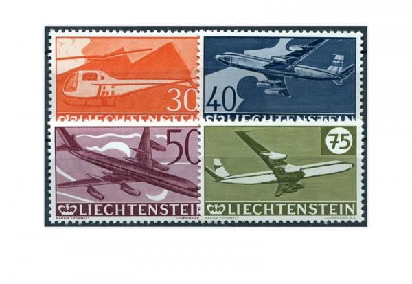 Liechtenstein Mi.Nr. 391/94 gest.