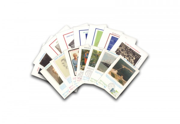 Holland Maximumkarten 200 verschiedene Ausgaben
