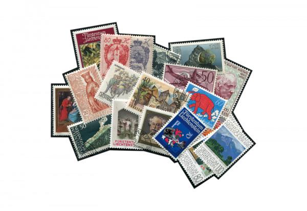 Liechtenstein 1919 - 1990