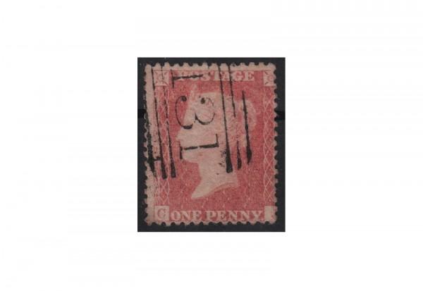 Briefmarke Großbritannien 1840-1900 Michel-Nr. 8 gestempelt