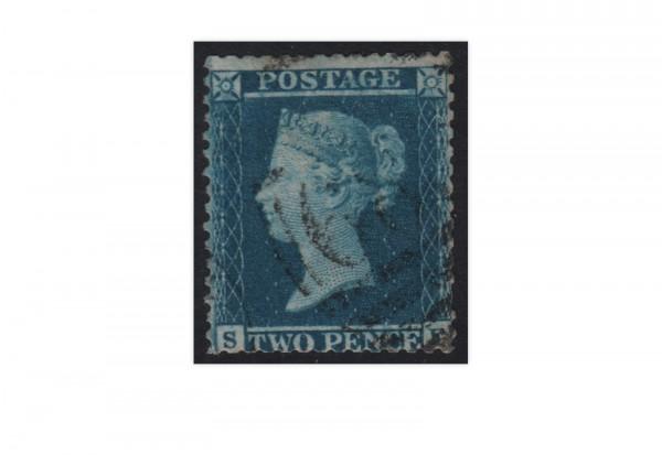 Großbritannien Victoria 1855 Michel Nr. 10 gestempelt