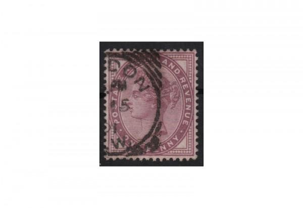 Briefmarke Großbritannien Michel-Nr. 65 II gestempelt