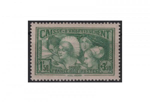 Frankreich Staatsschuldentilgungskasse Mi.Nr. 261 **