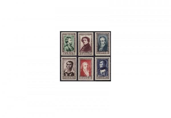 Frankreich Republik 1870 bis heute Michel Nr. 909 bis 914 postfrisch