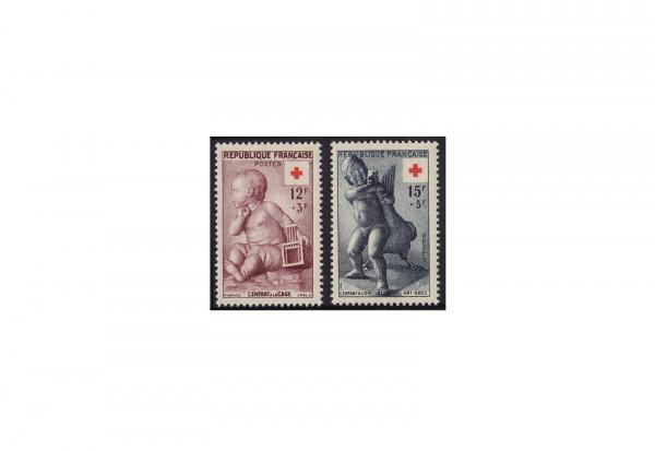 Frankreich Persönlichkeiten 1958 Michel Nr. 1076 bis 1077 postfrisch