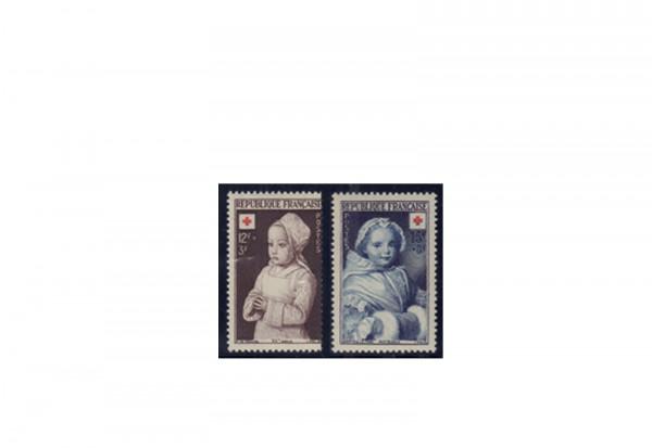 Frankreich Michel-Nr. 933/934 postfrisch Republik 1870 bis heute