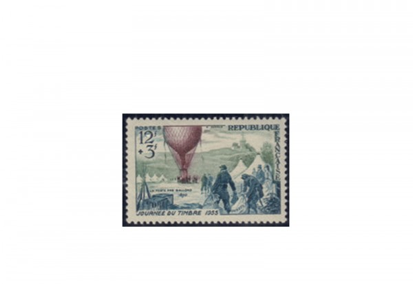 Frankreich Michel-Nr. 1043 postfrisch Republik 1870 bis heute