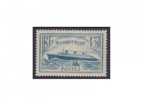 Briefmarke Frankreich Republik 1870 bis heute Michel-Nr. 316 postfrisch
