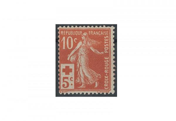 Briefmarke Frankreich Säerin 1914 Michel-Nr. 126 postfrisch