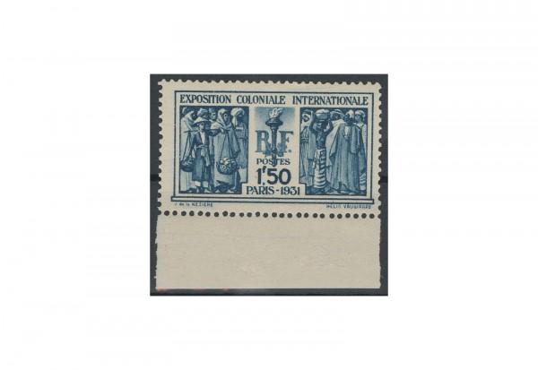 Briefmarke Frankreich Ausstellung des Wassers 1931 Michel-Nr. 262 postfrisch