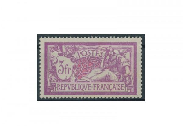 Briefmarke Frankreich 1927 Michel-Nr. 222 postfrisch