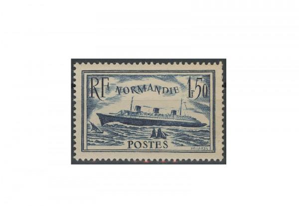 Briefmarke Frankreich Normandie 1935 Michel-Nr. 297 postfrisch