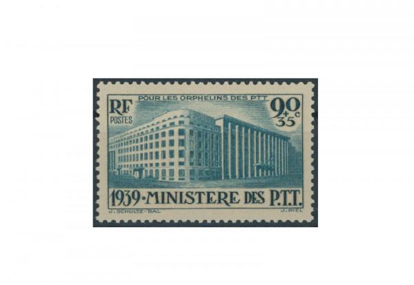 Briefmarke Frankreich Postministerium 1939 Michel-Nr. 442 postfrisch