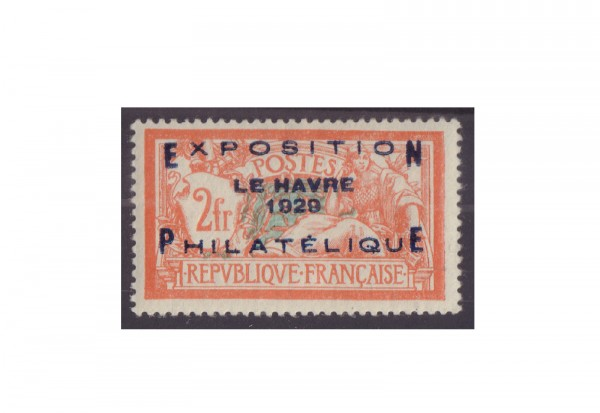 Briefmarke Frankreich Republik 1870 bis heute Michel-Nr. 239 Falz