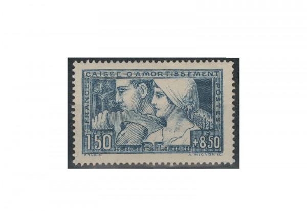 Briefmarke Frankreich Staatsschuldentilgungskasse 1928 Michel-Nr. 229 Falz