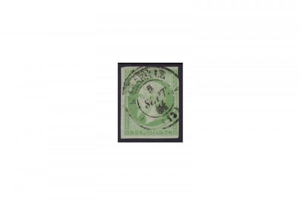 Frankreich Kaiserreich 1853 bis 1869 Michel Nr. 11 a gestempelt