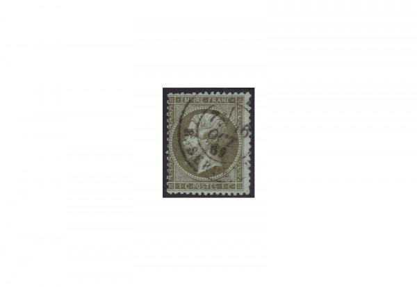 Frankreich Kaiserreich 1853 bis 1869 Michel Nr. 18 b gestempelt