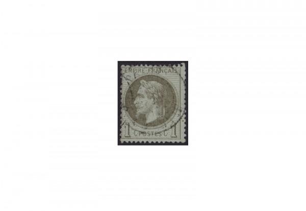 Frankreich Kaiserreich 1853 bis 1869 Michel Nr. 24 gestempelt