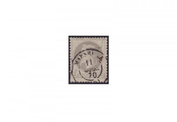 Frankreich Kaiserreich 1853 bis 1869 Michel Nr. 26 b gestempelt