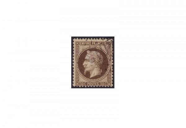 Briefmarken Frankreich Kaiserreich 1853 bis 1869 Michel-Nr. 29 a gestempelt