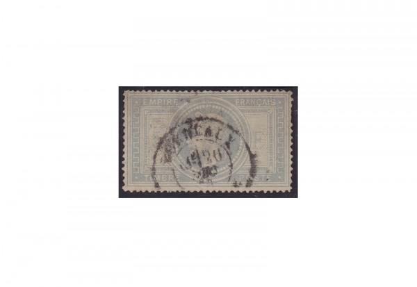 Frankreich Kaiserreich 1853 bis 1869 Michel Nr. 32 gestempelt