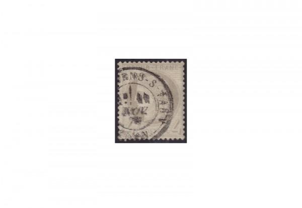 Frankreich Republik 1870 bis heute Michel Nr. 47 gestempelt