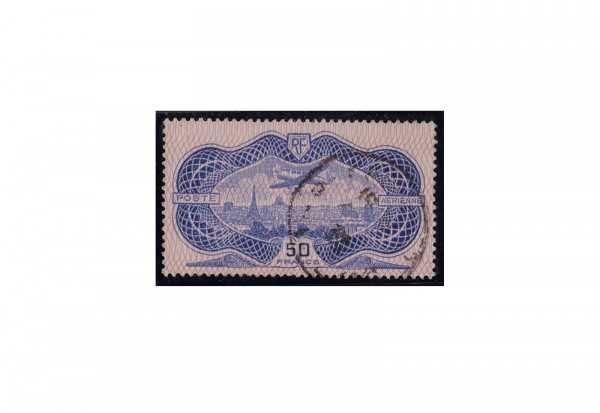 Frankreich Republik 1870 bis heute Michel Nr. 321 gestempelt