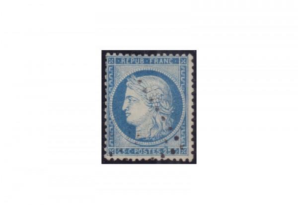 Frankreich Michel-Nr. 51 gestempelt Republik 1870 bis heute