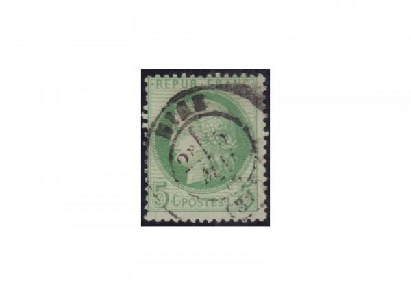 Frankreich Michel-Nr. 48 a gestempelt Republik 1870 bis heute