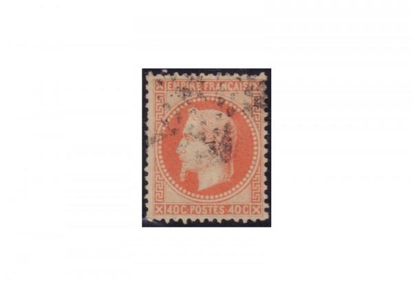 Frankreich Michel-Nr. 30 b gestempelt Kaiserreich 1853-1869