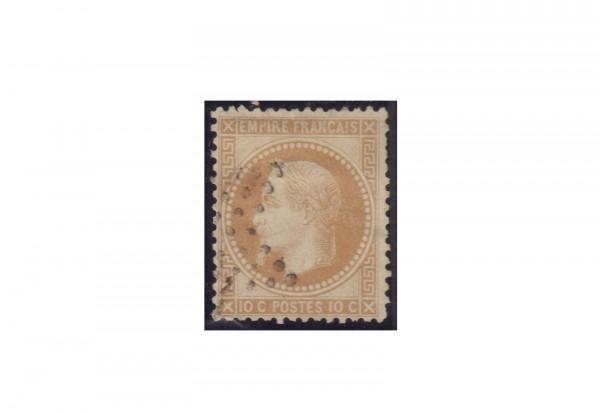 Frankreich Michel-Nr. 27 gestempelt Kaiserreich 1853-1869
