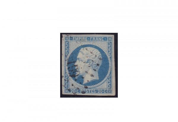 Frankreich Michel-Nr. 13 c gestempelt Kaiserreich 1853-1869