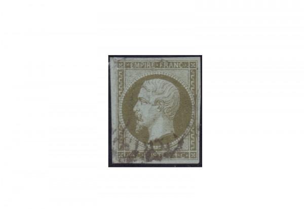 Frankreich Michel-Nr. 10 b gestempelt Kaiserreich 1853-1869