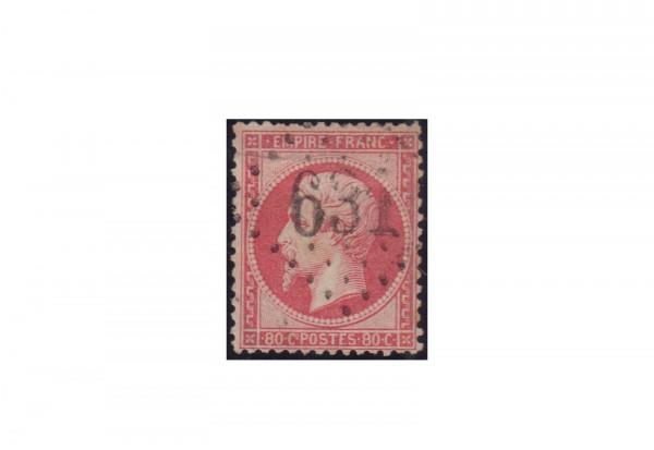 Frankreich Michel-Nr. 23 a gestempelt Kaiserreich 1853-1869
