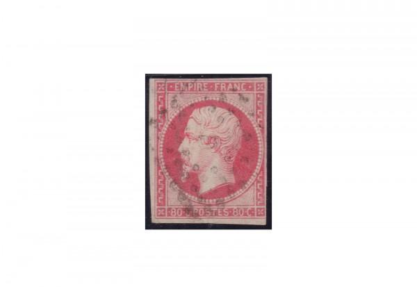 Frankreich Michel-Nr. 16 a gestempelt Kaiserreich 1853-1869