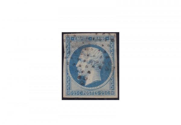 Frankreich Michel-Nr. 14 gestempelt Kaiserreich 1853-1869