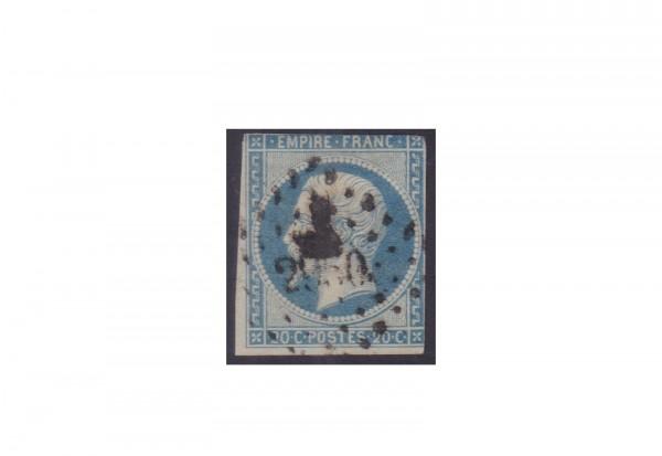 Frankreich Michel-Nr. 13 f gestempelt Kaiserreich 1853-1869