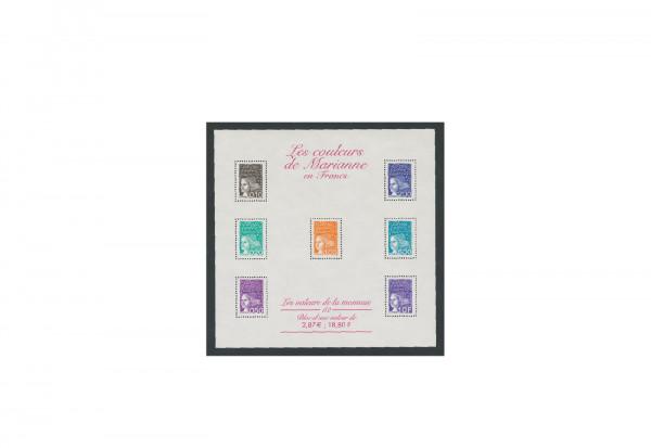 Briefmarken Frankreich Marianne 1997 Michel-Nr. 3233 - 3244 Kleinbogen postfrisch