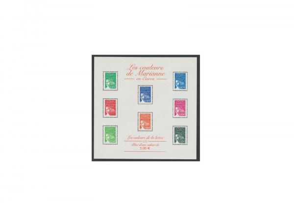 Briefmarken Frankreich Marianne 2002 Michel-Nr. 3557-3592 Kleinbogen postfrisch