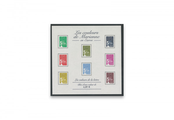 Briefmarken Frankreich Marianne 2004 Michel-Nr. 3557-3714 Kleinbogen postfrisch