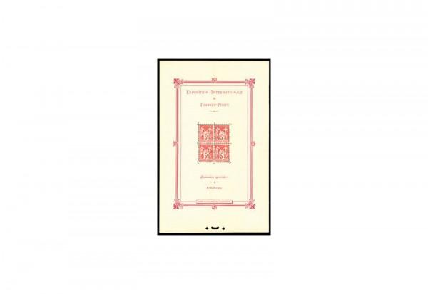 Frankreich Block 1 1925 postfrisch